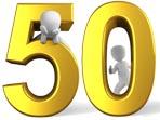 Sprüche zum 50. Geburtstag für Kollegen