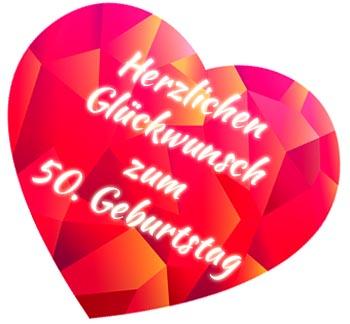 Frauen 50. Geburtstag Spr�che
